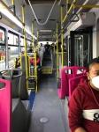 Fluida y sin contratiempos la movilidad de pasajeros, en trasporte masivo yconvencional2