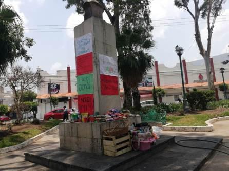 """Grupo de jóvenes organizan en Pachuca una """"Mesa de Solidaridad"""" para apoyar a personas vulnerables afectadas por el Covid-19_4"""