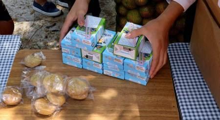 Hidalgo sexto lugar nacional en la entrega de desayunos escolares2