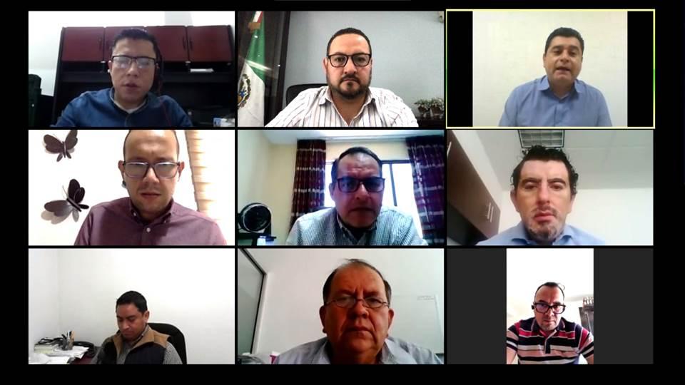 IEEH comparte con OPLE's de Querétaro y San Luis Potosí experiencia de APP para la obtención de apoyo ciudadano2