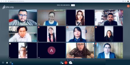 IEEH participa en estudio sobre participación de la Juventud hidalguense