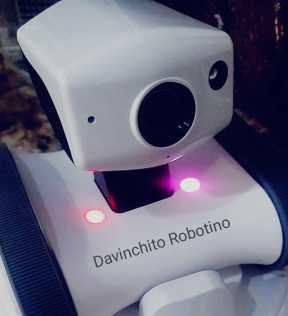 """Incorpora el ISSSTE minirobots a programa de apoyo psicológico Covid-19, en el CMN """"20 de Noviembre"""""""