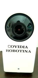 """Incorpora el ISSSTE minirobots a programa de apoyo psicológico Covid-19, en el CMN """"20 de Noviembre""""2"""
