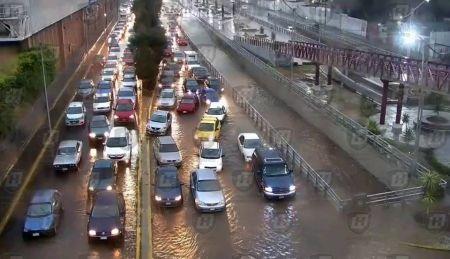 inundaciones en pachuca