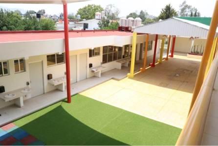 Invierte Gobierno de Hidalgo en Centro de Atención Infantil Comunitaria en Santiago Tulantepec4