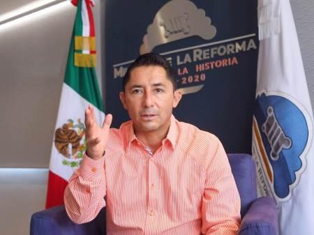 Invita alcalde Raúl Camacho a comerciantes y empresarios a suspender actividades no esenciales tras informe diario del Dr. Hugo López Gatell, con señalamiento a Hidalgo