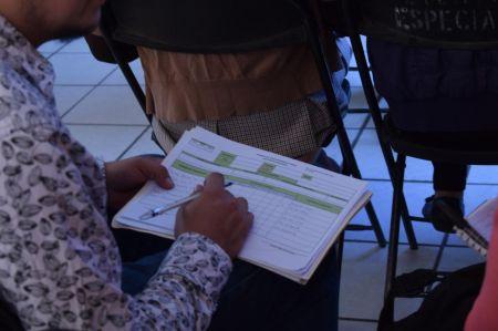 Invitan a participar en programas de apoyo al campo en Santiago Tulantepec