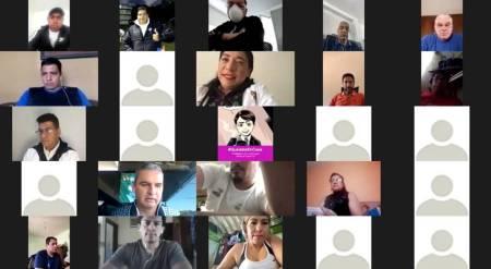 Iván Bautista realiza capacitación virtual en beneficio del deporte hidalguense1