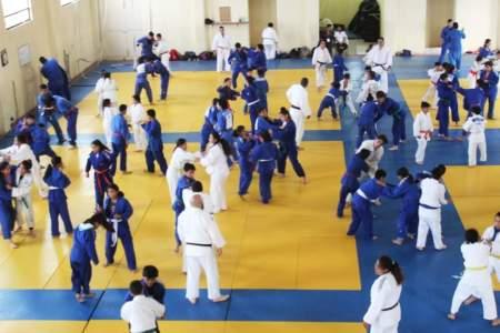 La Asociación Hidalguense de Judo participó en el Curso de Entrenadores de la Confederación Panamericana de Judo