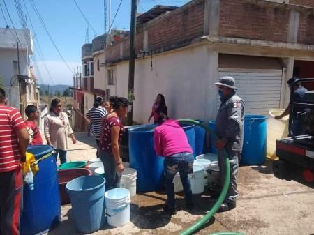 La Conagua Hidalgo trabaja para dar atención durante contingencia sanitaria