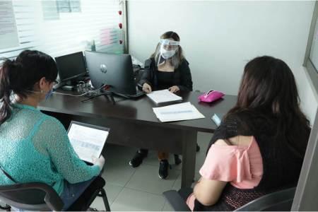 Más de 2 mil asesorías a trabajadores durante emergencia sanitaria