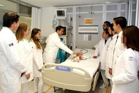 Médicos internos de pregrado y pasantes de enfermería, sin factores de riesgo, podrán reincorporarse voluntariamente a unidades médicas, ISSSTE