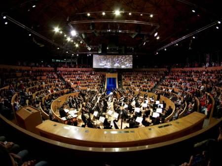 Miles de personas disfrutan conciertos virtuales de la OSUAEH
