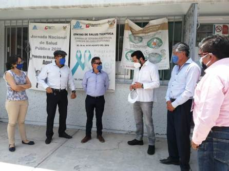 Omar Fayad Meneses instruye supervisión a Centros de Salud en Tizayuca4