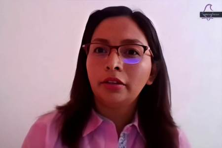 """Participa IEEH en Quinto Panel Virtual, """"Los observatorios de Participación Política de las Mujeres""""2"""