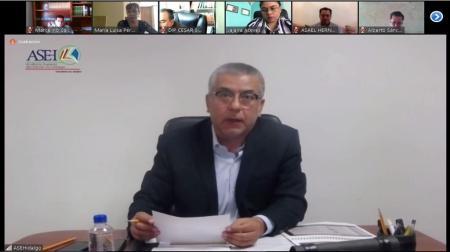Presenta Auditor Superior a la Junta de Gobierno avances de la entrega recepción de la administración pública municipal