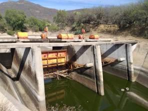Realiza Conagua mantenimiento y reparación de compuertas en los Distritos de Riego 003 Tula y 112 Ajacuba