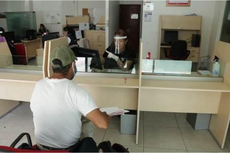STPSH entrega apoyo económico del Seguro de Desempleo Hidalgo a 238 personas