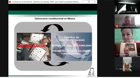 Actualización en el TEEH de cara al Proceso Electoral 2019-2020