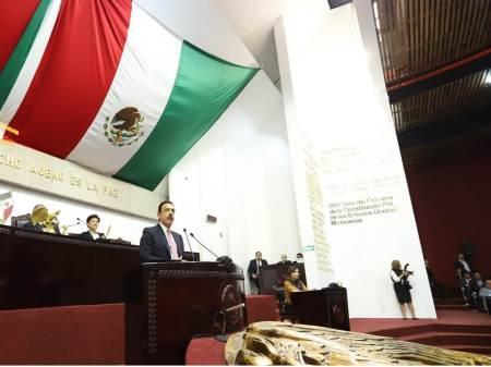 Aprueba congreso Ley de Amnistía Presentada por Fayad