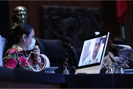 Bancadas del PRD y PES desaparecen del Senado
