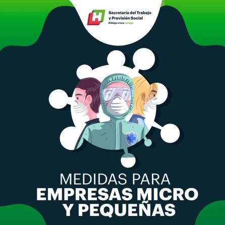 Centros de trabajo deben implementar medidas sanitarias en la nueva normalidad1