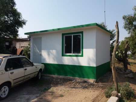 CEVI realiza entrega cuartos dormitorios en municipios del Estado