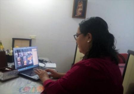 Clausuran curso escolar de CAIC Tolcayuca, a través de videoconferencia