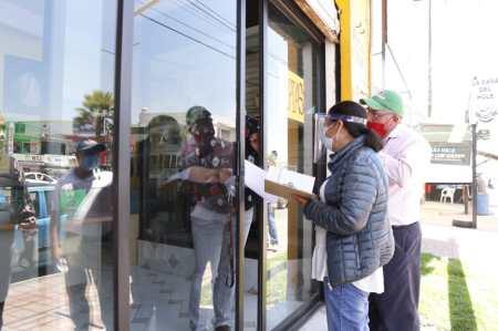 Comercios No Esenciales de Tizayuca continuaran cerrados, GGR