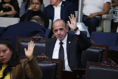 diputado Rafael Garnica