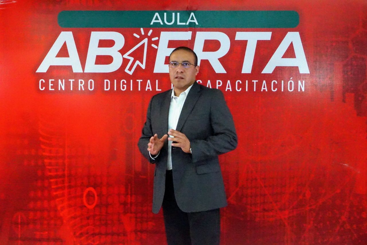 El confinamiento es una oportunidad para crecer, Fortino Díaz
