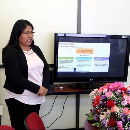En el marco del Operativo Escudo UPP apoya a sus estudiantes para que presenten proyectos a través de plataformas virtuales