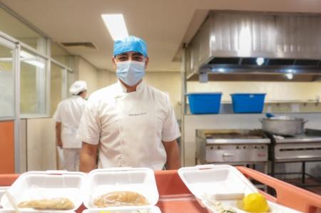 Es esencial tener una alimentación saludable durante la emergencia sanitaria, IMSS