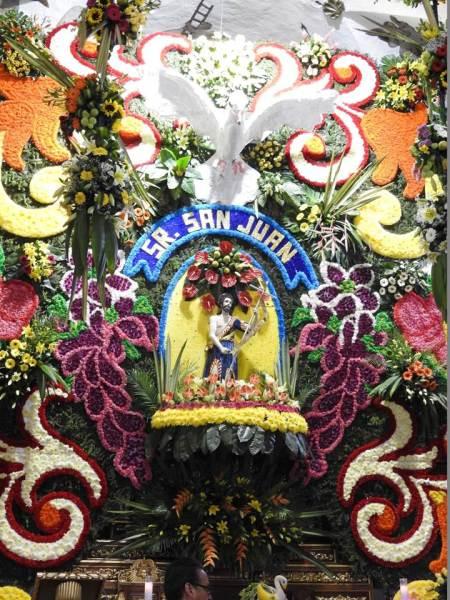 Fiesta virtual en honor a San Juan Bautista en Tolcayuca