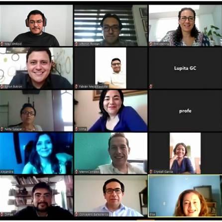 IEEH organiza videoconferencia