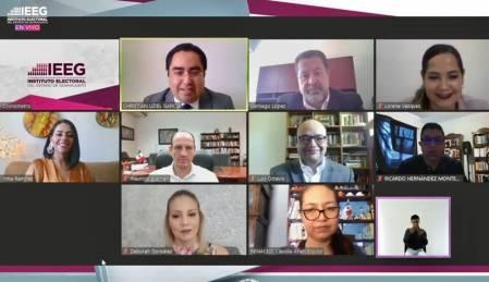 IEEH participa en presentación virtual de libro
