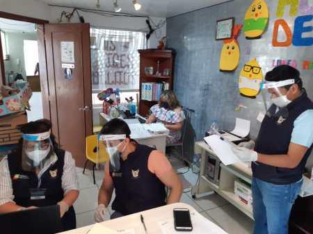 Inspecciones laborales a solicitud de trabajadores y población en general