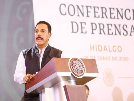 Invierte Hidalgo en la solución científica para erradicar Covid1