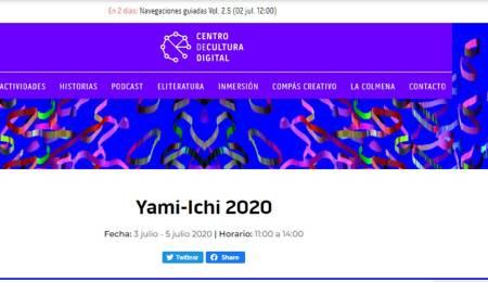 l Centro de Cultura Digital celebra el primer Yami Ichi