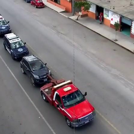 Localizan vehículos presuntamente relacionados con robo a supermercado de Tlahuelilpan