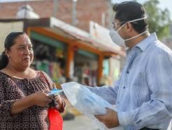 Mineral de la Reforma no baja la guardia, permanente jornada de sanitización 5