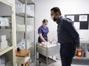 Omar Fayad pone en marcha hospital especializado para atención de Covid3