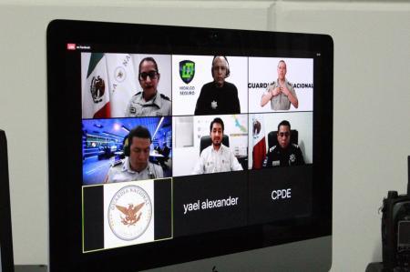 Participa SSP Hidalgo en Foro Regional contra la Violencia en Internet