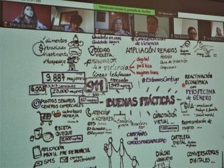 Presenta Hidalgo Buenas Prácticas de Atención a Mujeres en Situación de Violencia a nivel nacional2