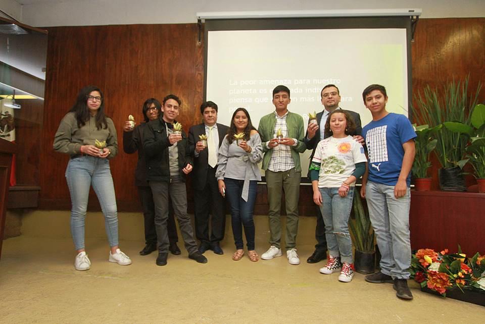 Proyecto sostenible de Prepa Tres UAEH gana concurso internacional