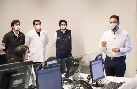 Radar Escudo, estrategia para frenar los contagios por Covid3