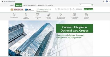 Sat, actualizacion informacion de socios de empresas