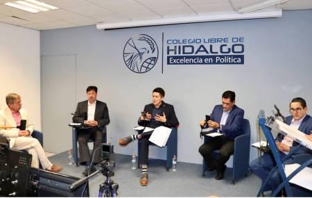 Se mantiene Hidalgo en el camino del Gobierno Abierto 1