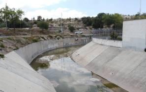 SOPOT concluye desazolve del dren pluvial El Venado 1