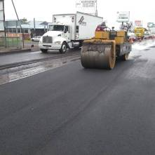 SOPOT realiza trabajos de reencarpetamiento en carretera federal México -Pachuca2